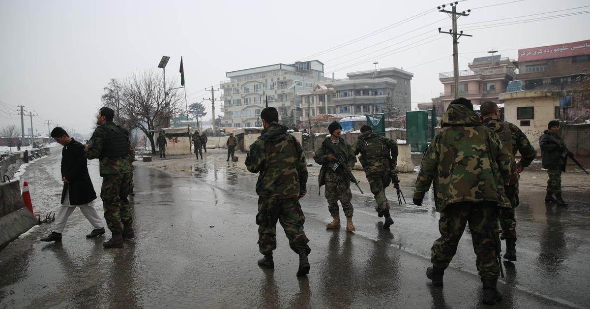 """Las negociaciones entre los Estados Unidos y los talibanes dan como resultado un acuerdo de """"reducción de la violencia"""""""
