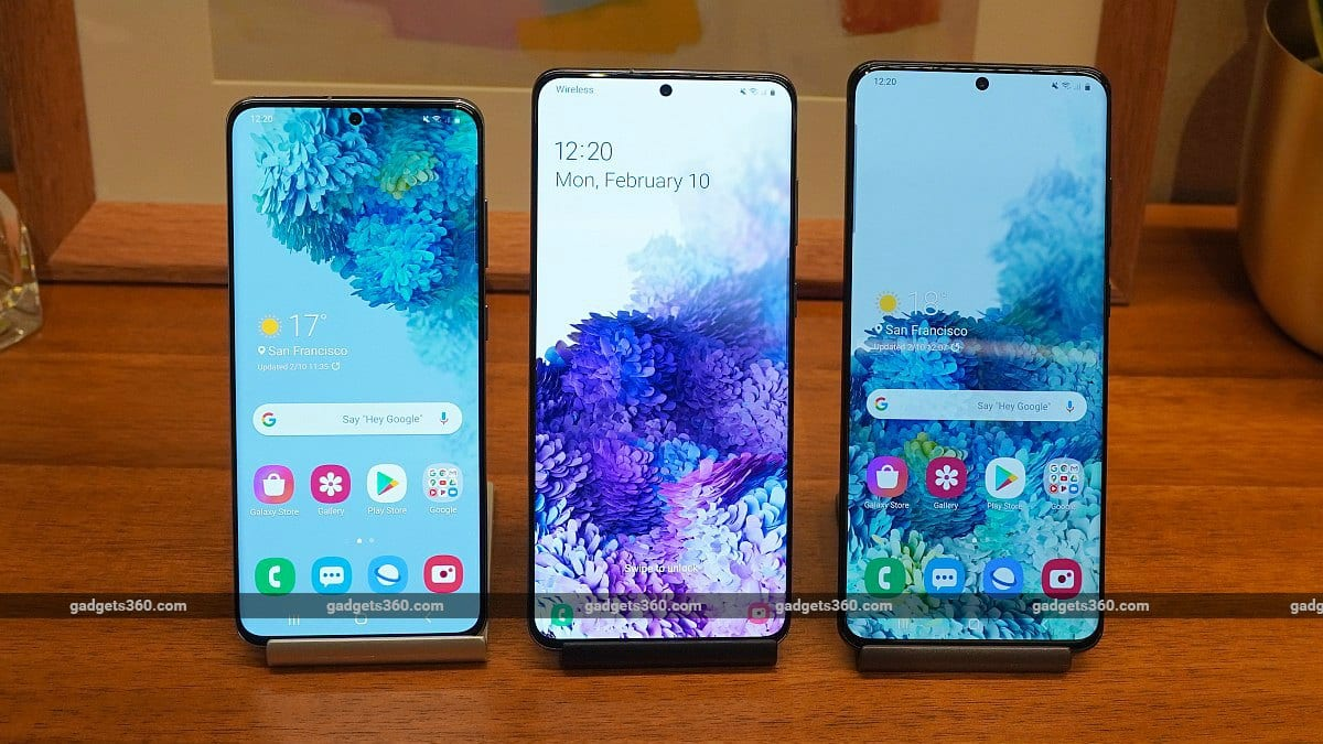 Samsung Galaxy S20 Price Reveal, Mi 10 Launch, iQoo 3, Oppo Reno 3 Pro, and More Tech News This Week