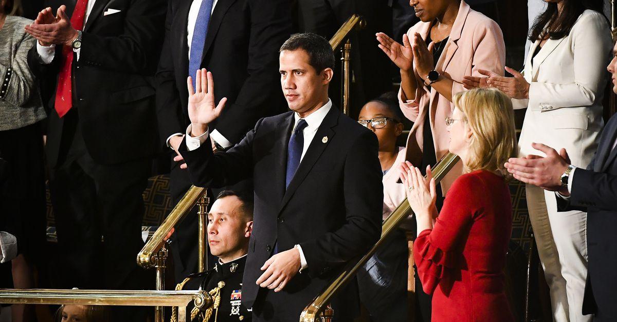 Estado de la Unión 2020: Trump vilipendió el socialismo, usando a Venezuela como su florete