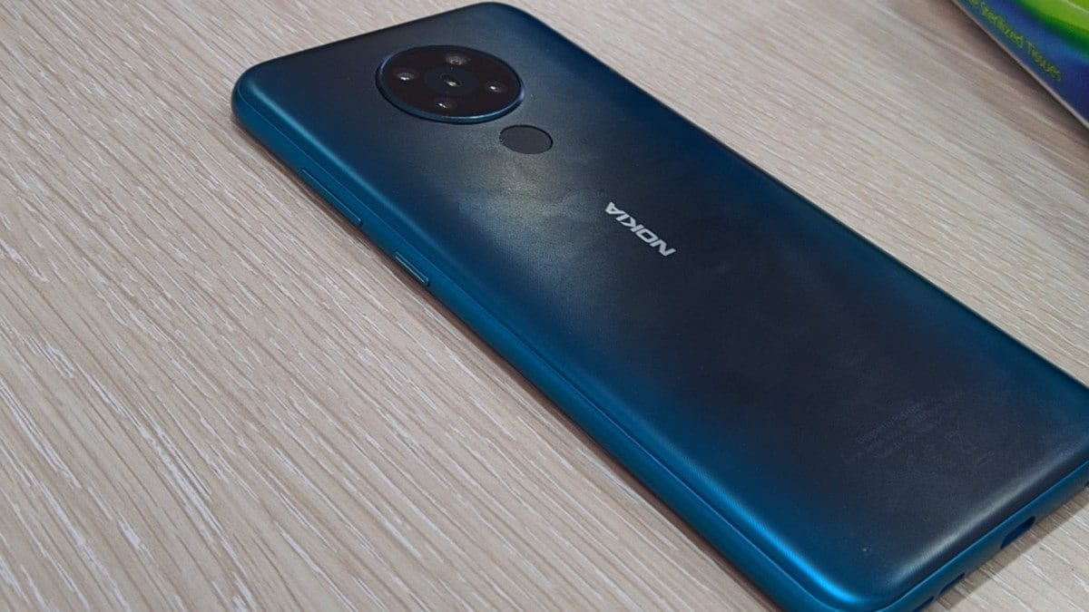 Nokia 5.3 Purported Live Photo Seemingly Confirms Quad Rear Cameras, Key Specifications Leaked