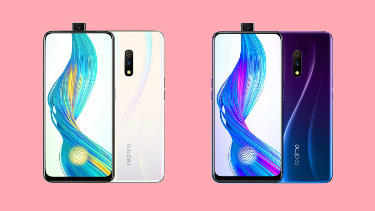 Realme X Update Brings Screenlight Effect, March 2020 Security Patch, Bug Fixes