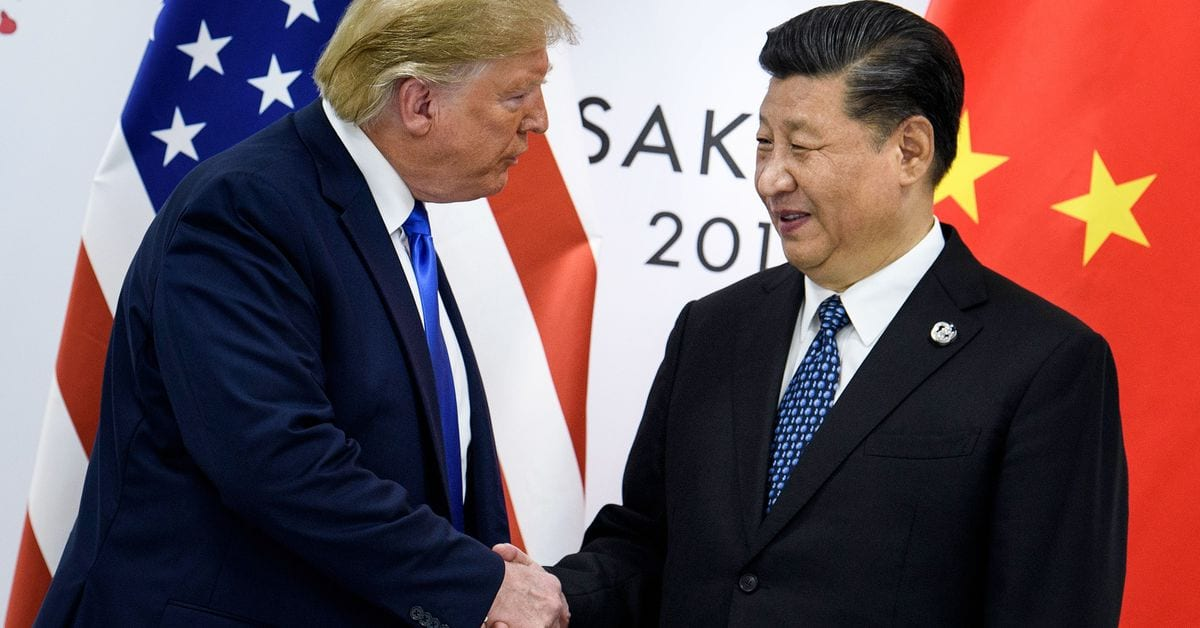 El coronavirus ha llevado las relaciones entre Estados Unidos y China a su peor punto desde Mao