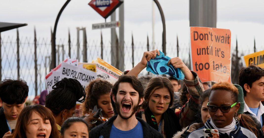 5to aniversario del acuerdo climático de París: cinco jóvenes activistas comparten sus esperanzas sobre lo que sigue