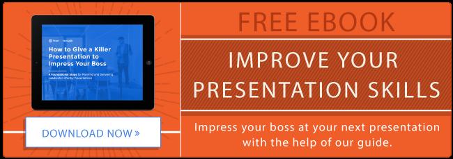 Free Guide Presentation Skills