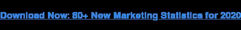 Descargar ahora: Informe sobre el estado del marketing [2020 Version]