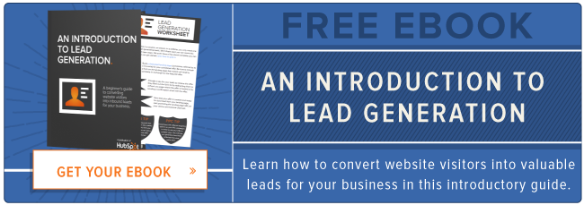 free guide to lead generation
