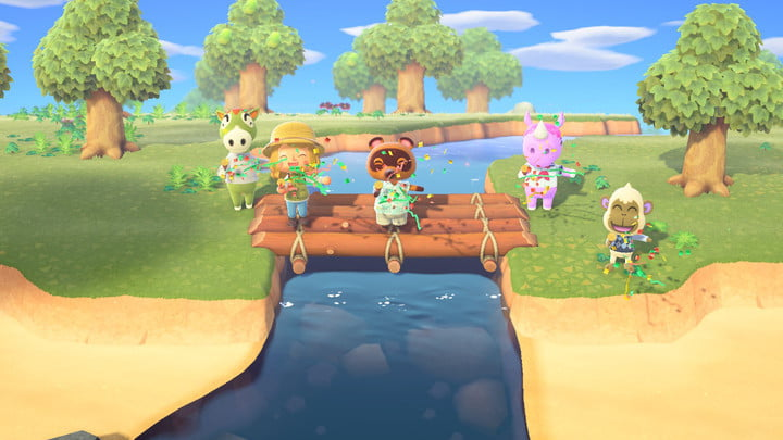 Animal Crossing New Horizons Bridges