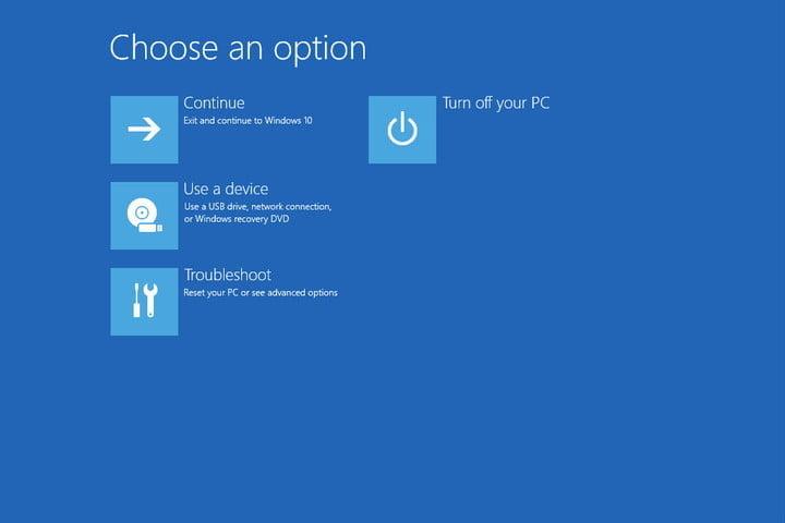 Elija USB Reset Windows