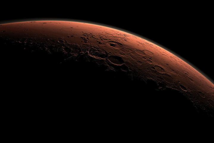 Viaje de 30 minutos a Marte