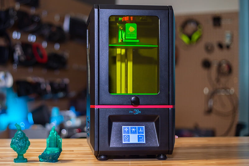 Anycubic Photon Mejor impresora 3D 2018