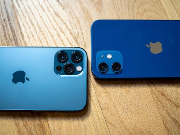 Cámaras iPhone 12 y 12 Pro