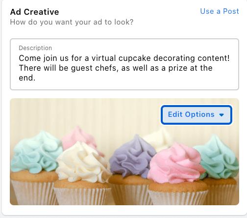 Creatividad publicitaria para impulsar un evento