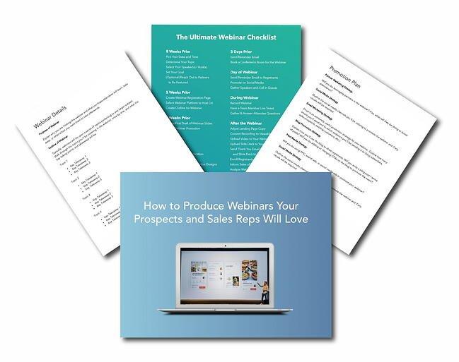 El kit de planificación de seminarios web definitivo