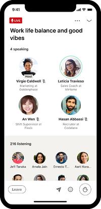 Sala de LinkedIn UX