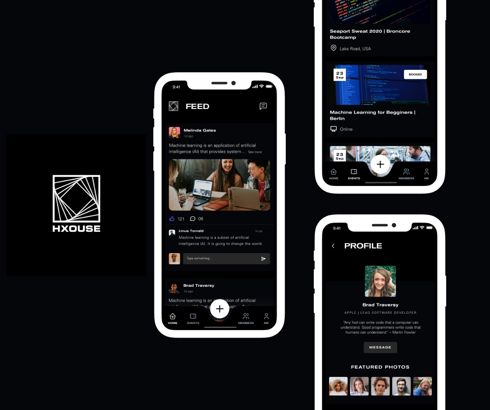 Brand App Shot
