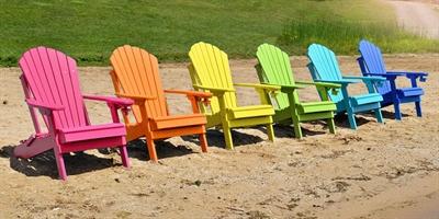 Edmond Adirondack Chairs Patio Chairs Outdoor Adirondack