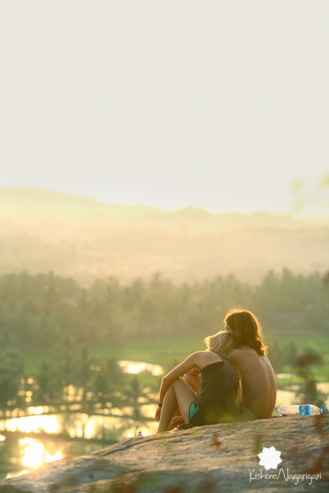 There's no place like Hampi for the lovers