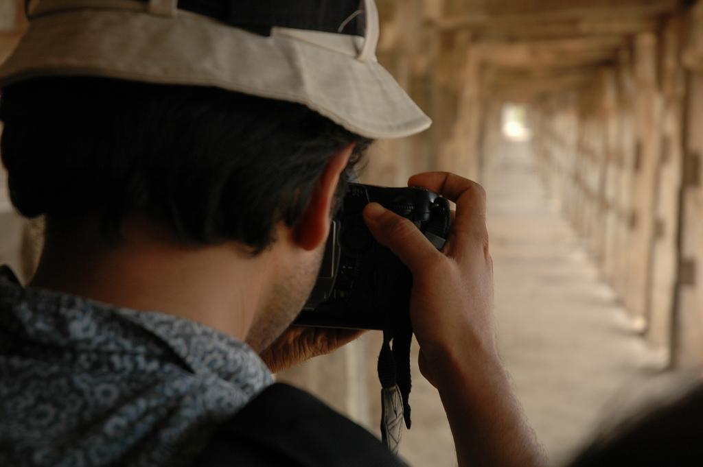Kshitiz Anand Hampi India Photographers
