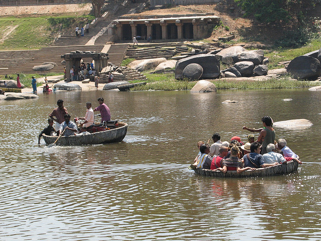 Hitch a Coracle Ride