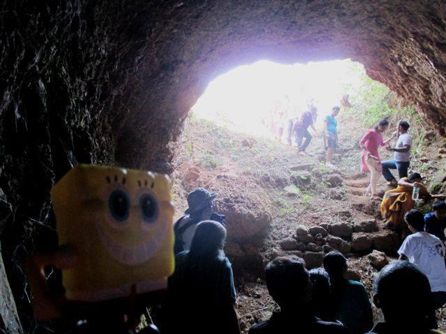Karez cave