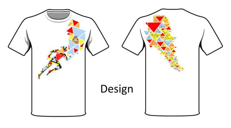 GHR Hampi updated tshirt