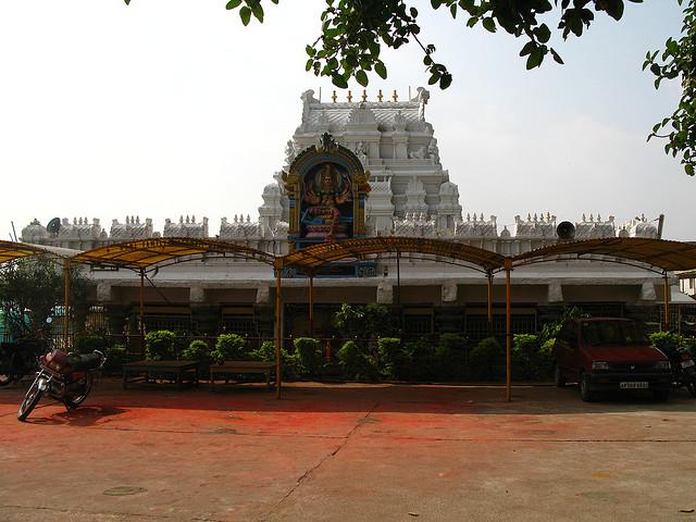 Bhadrakali Temple Warangal