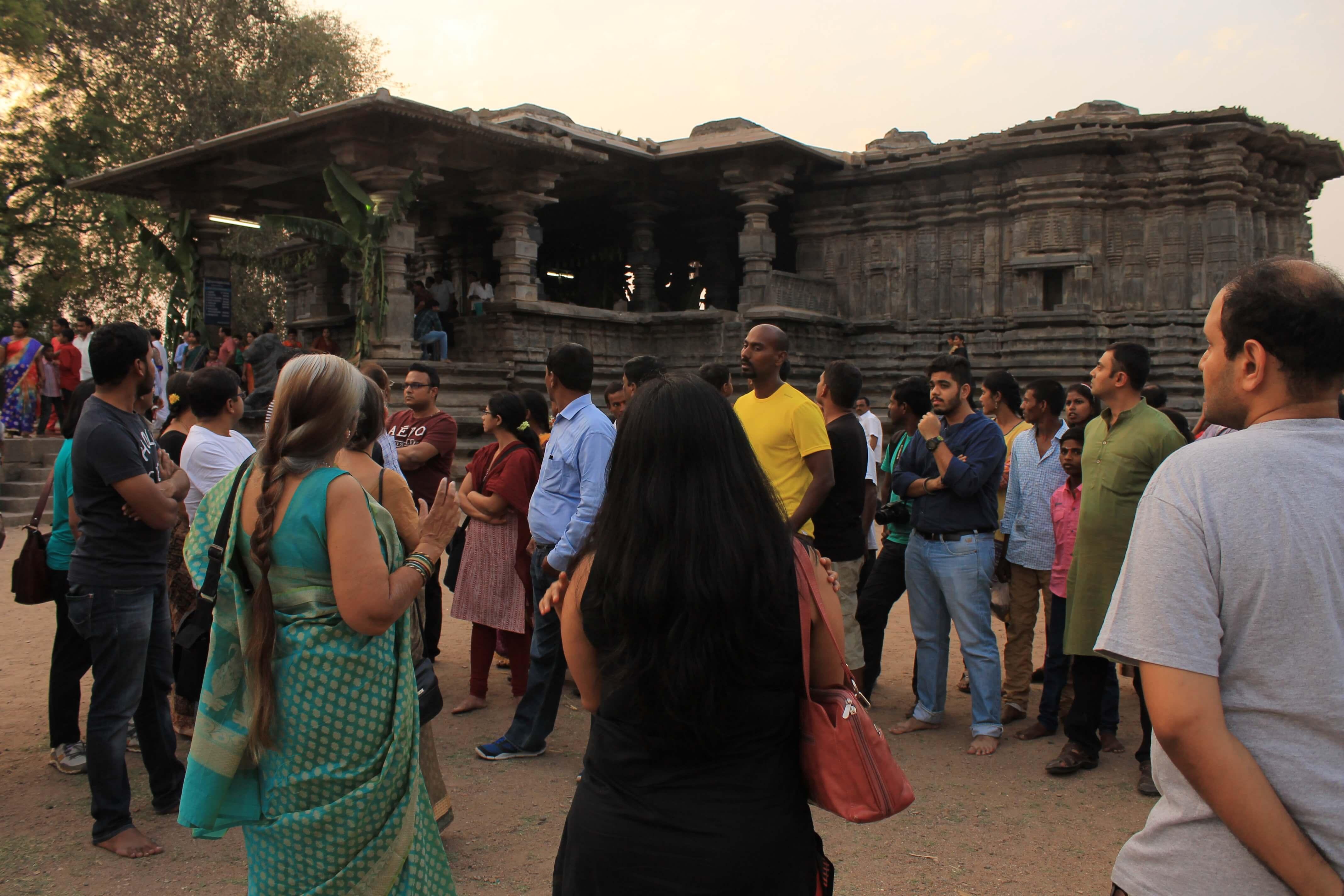 1000 pillar temple interpretation 2