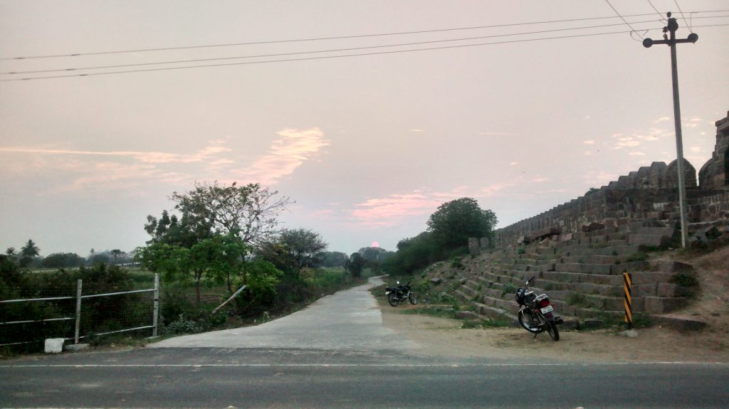 Warangal run route after clean up