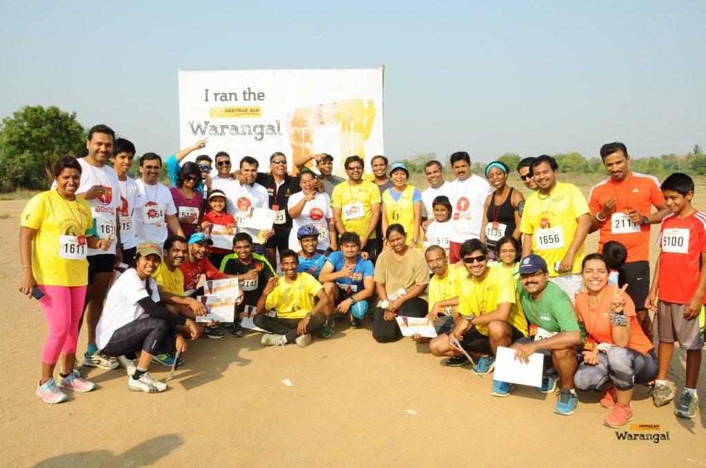 hyderabad runners in warangal