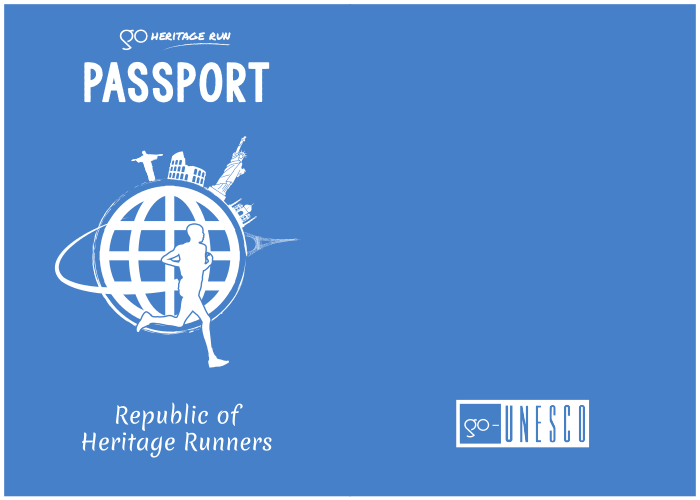 Go Heritage Run Passport