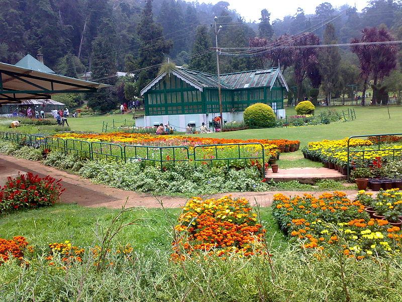 The Government Botanical Garden