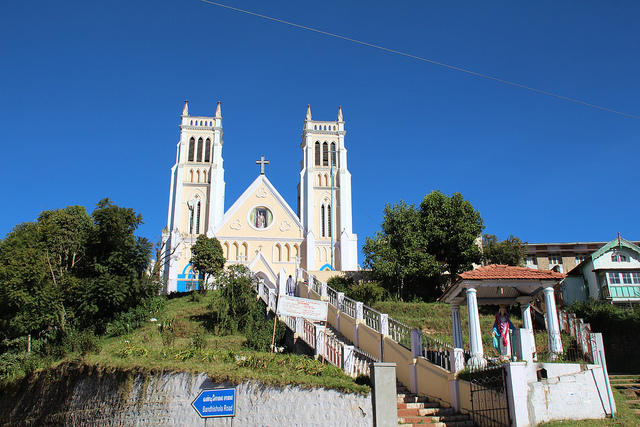 Sacred Heart Cathedral, Ooty