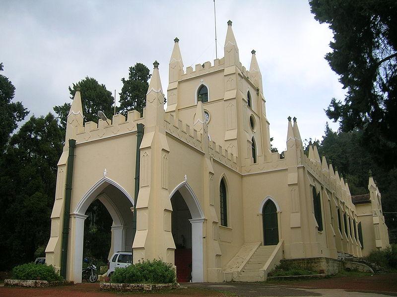 St. Stephens's Church.