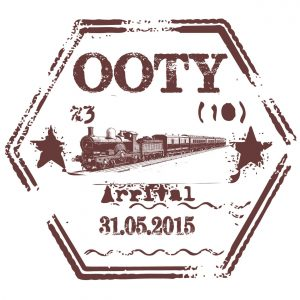 Ooty Passport Stamp