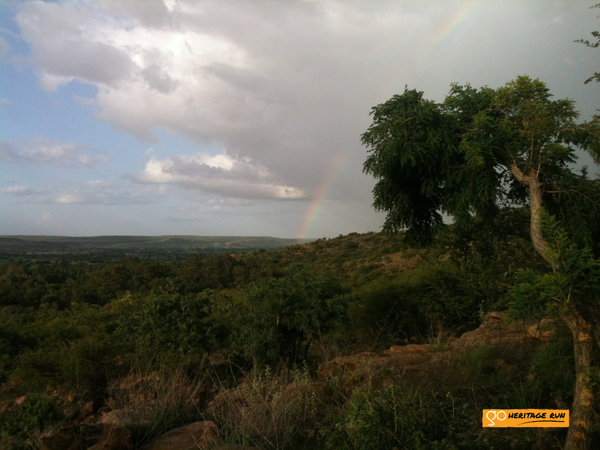 Badami Rainbow