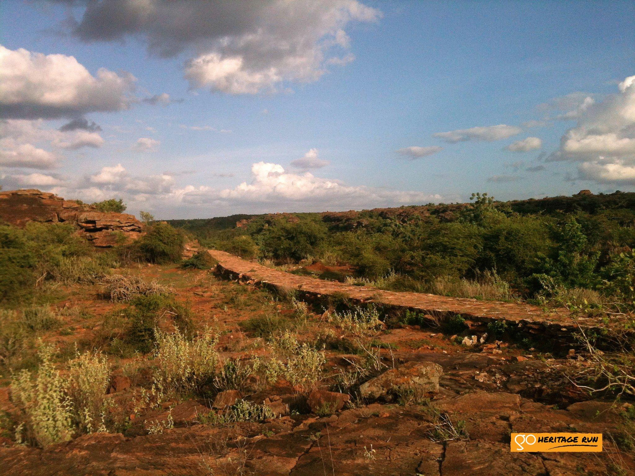Badami Trail Route