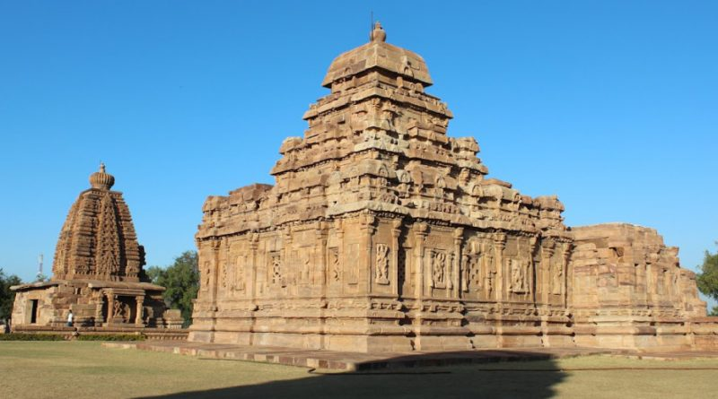 Galaganatha and the Sangameswara temples at Pattadakal Temple complex