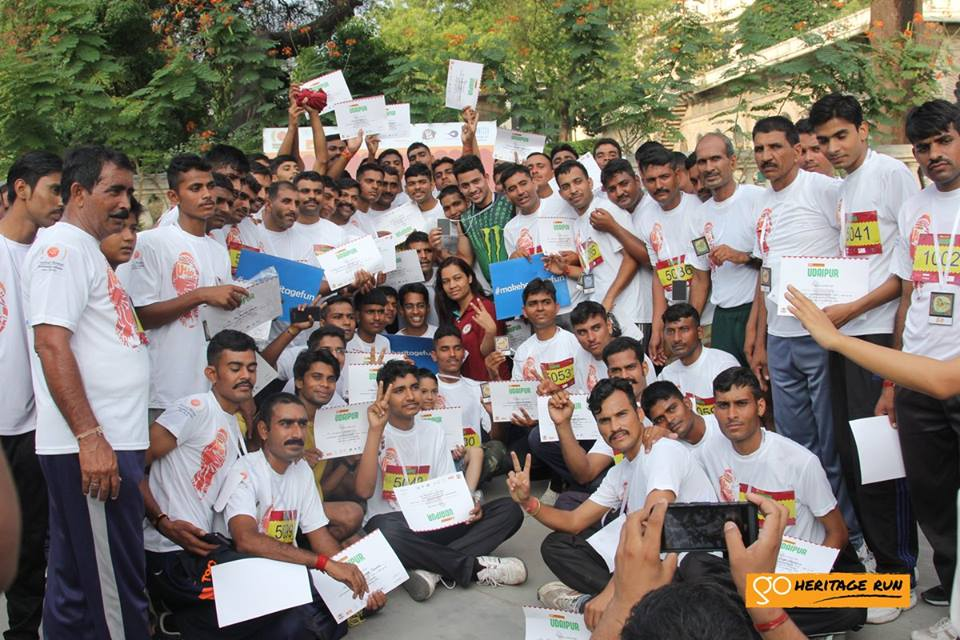 GHR Udaipur - Finishers
