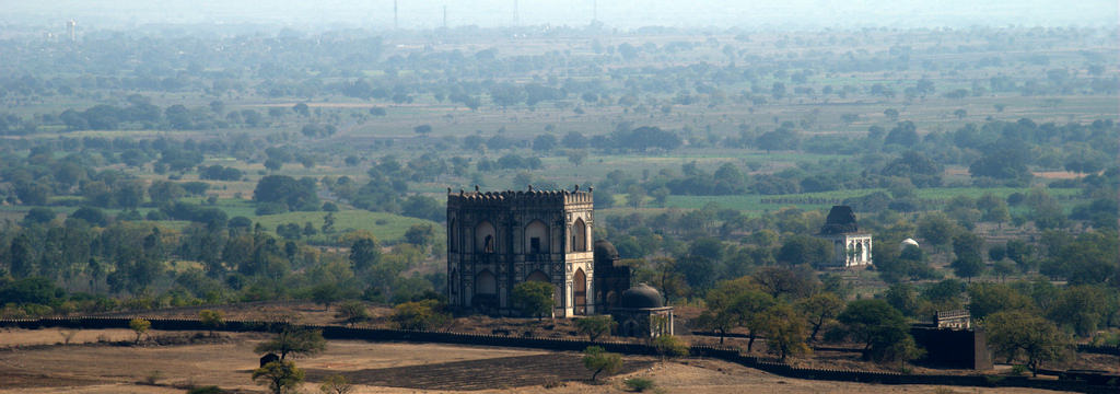 Chaukandi seen from the Habsikot Guesthouse