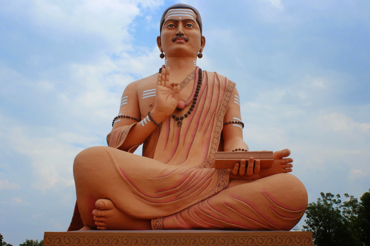 The Basaveshwara Statue in Bidar