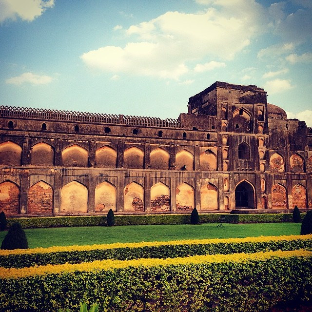 Gardens surrounding The Bidar Fort Picture Courtesy: Timbrel Chyatee