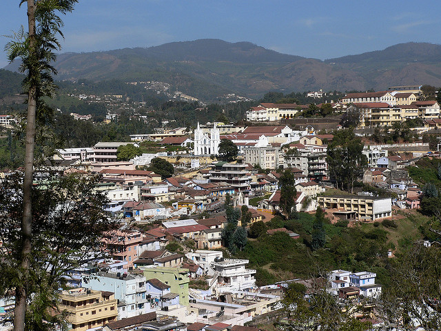 Ooty: View from Top Picture Courtesy; Alex De Guzman