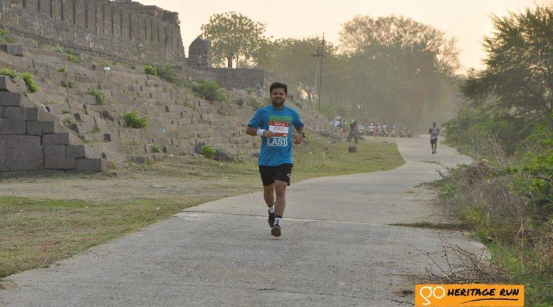 Go Heritage Run - Warangal
