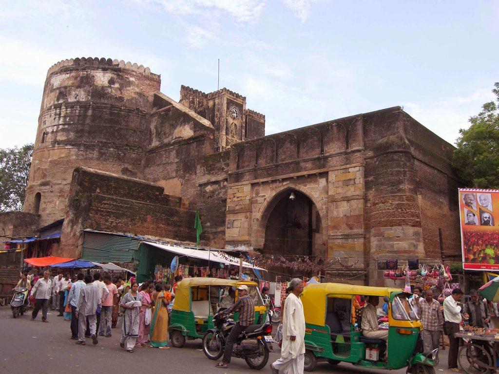 Ahmedabad Heritage Festival at Bhadra Fort Photo courtesy: ahmedabadlife.com