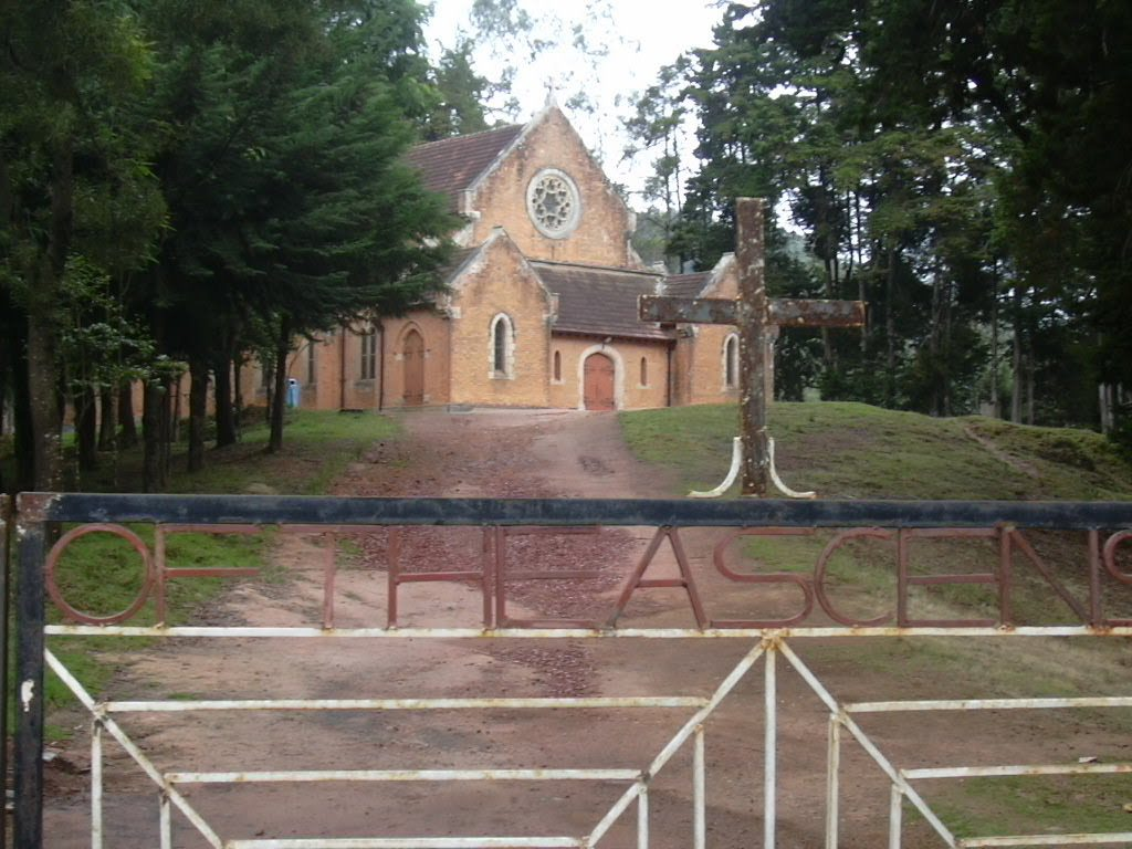 The 105-old Ascension Church locate inside The Lawrence School campus in Lovedale