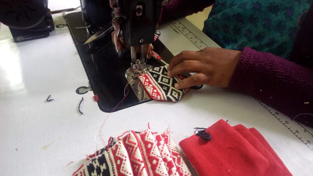 Stitching together the GHR Ooty medal