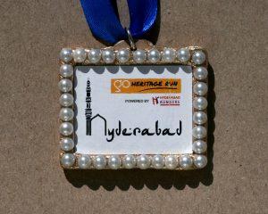 hyderabad medal
