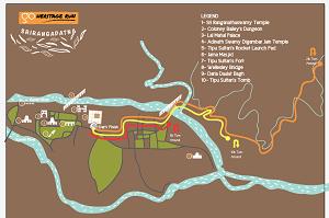 GHR Srirangapatna Run Routes