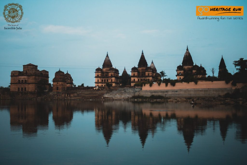 Betwa-Chattris-Cenotaphs-Orchha