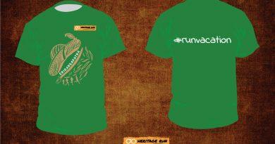 Srirangapatna 2017 run t-shirt